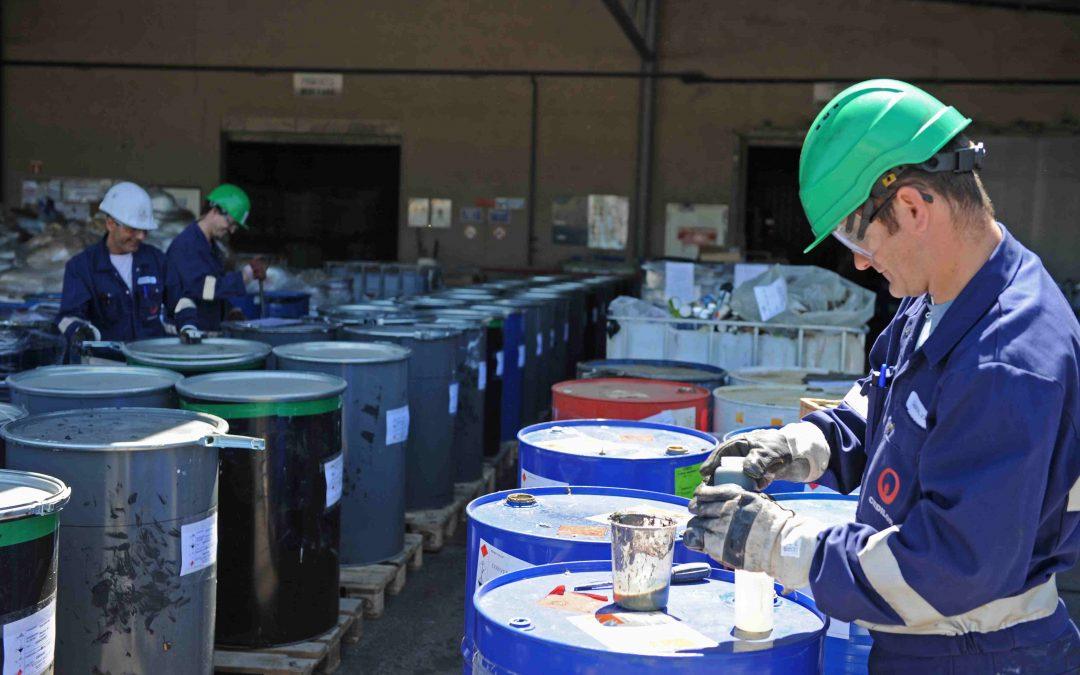 Un plan régional unique de prévention et de gestion des déchets