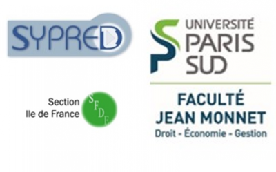 SAVE THE DATE COLLOQUE SYPRED/SFDE/PSU LE 18 OCTOBRE 2018